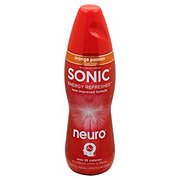 Neuro SONIC Orange Passion Nutritional Supplement Drink