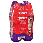 Neuro SONIC Nutritional Supplement Drink 14.5 oz Bottles