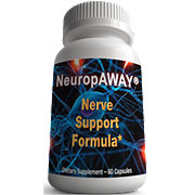 NeuropAWAY Nerve Support Formula Capsules