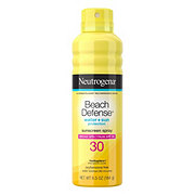 Neutrogena Beach Defense Spray Sunscreen Broad Spectrum SPF 30