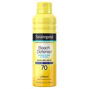 Neutrogena Beach Defense Spray Sunscreen Broad Spectrum SPF 70
