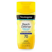 Neutrogena Beach Defense Sunscreen Lotion Broad Spectrum SPF 70
