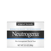 Neutrogena Facial Cleansing Bar Original