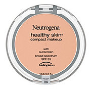 Neutrogena Healthy Skin Compact Makeup 20 Natural Ivory