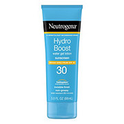 Neutrogena Hydro Boost Water Gel Lotion Sunscreen Broad Spectrum SPF 30
