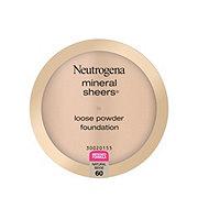 Neutrogena Mineral Sheers Loose Powder Foundation 60 Natural Beige
