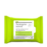Neutrogena Naturals Purifying Makeup Remover Cleansing Towelettes