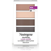 Neutrogena Nourishing Long Wear Eye Shadow + Built-In Primer 20 Soft Taupe