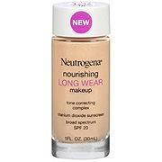 Neutrogena Nourishing Long Wear Liquid Makeup 10 Classic Ivory