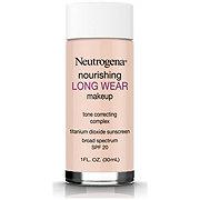 Neutrogena Nourishing Long Wear Liquid Makeup 20 Natural Ivory