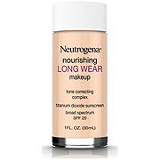 Neutrogena Nourishing Long Wear Liquid Makeup 40 Nude
