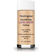 Neutrogena Nourishing Long Wear Liquid Makeup 85 Honey