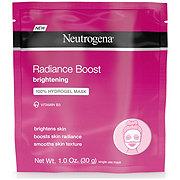 Neutrogena Radiance Boost Brightening 100% Hydrogel Mask