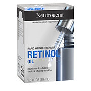 Neutrogena Rapid Wrinkle Repair Retinol Oil