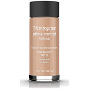 Neutrogena Shine Control Liquid Makeup 90 Warm Beige