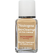Neutrogena Skinclearing Makeup 60 Natural Beige