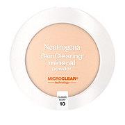 Neutrogena Skinclearing Mineral Powder 10 Classic Ivory