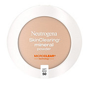 Neutrogena Skinclearing Mineral Powder 50 Soft Beige