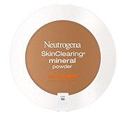 Neutrogena Skinclearing Mineral Powder 85 Honey