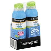 Neutrogena Wet Skin Kids Wet Skin Kids SPF 70 Sunscreen Twin Pack