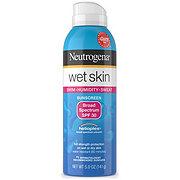 Neutrogena Wet Skin Sunscreen Spray Broad Spectrum SPF 30