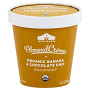 New Barn Almond Creme Organic Banana Chocolate Chip