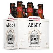 New Belgium Abbey Belgian Style Ale  Beer 12 oz  Bottles
