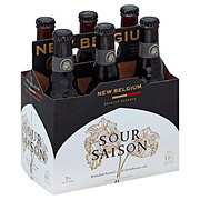 New Belgium Belgian Reserve Sour Saison Beer 12 oz  Bottles