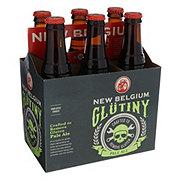 New Belgium Glutiny Pale Ale  Beer 12 oz  Bottles