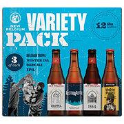 New Belgium Variety Pack Beer 12 oz  Bottles