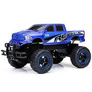New Bright 1:14 Scale Ram Rebel, RC Wheelie Truck