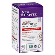 New Chapter Bone Strength Take Care Slim Tablets