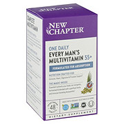 New Chapter Every Man's 55 Plus One Daily Multivitamin