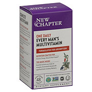 New Chapter Every Man's One Daily Multi Tablets