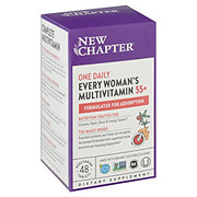 New Chapter Every Woman's 55 Plus One Daily Multivitamin Veg Tablets
