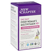 New Chapter Every Woman's One Daily 40+ Multi Tablets