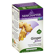 New Chapter Ginger Force Liquid Vcaps