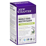 New Chapter Organics Perfect Prenatal Multivitamin Tablets
