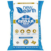 New Earth Cedar Mulch