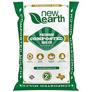 New Earth Composted Mulch