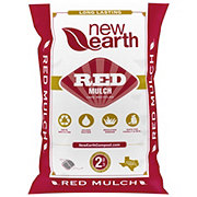New Earth Red Mulch
