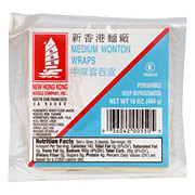 New Hong Kong Noodle Hong Kong Medium Wonton Skin