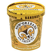 New Orleans Ice Cream Co. Bananas Foster