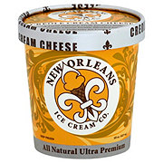 New Orleans Ice Cream Co. Creole Cream Cheese