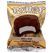 New Orleans Ice Cream Co. Po' Boy Ice Cream Sandwich Vanilla Bean