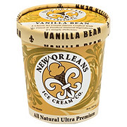 New Orleans Ice Cream Co. Vanilla Bean