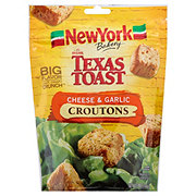 New York Cheese & Garlic Croutons
