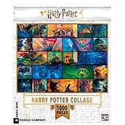 New York Puzzle Company Harry Potter Collage Puzzle