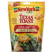 New York The Original Texas Toast Garlic & Butter Flavored Croutons