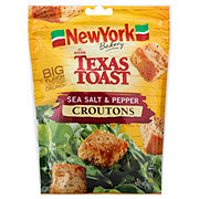 New York The Original Texas Toast Sea Salt & Pepper Croutons